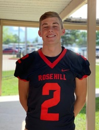 Brady Ward's Football Recruiting Profile