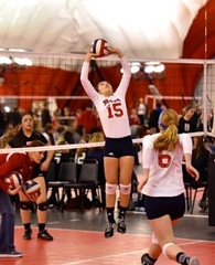 Ellie Westrate's Women's Volleyball Recruiting Profile