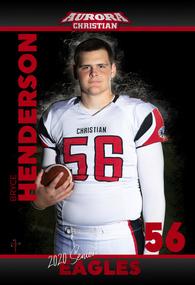 Bryce Henderson's Football Recruiting Profile