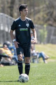 Diego Giffuni's Men's Soccer Recruiting Profile
