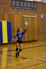 Grace Browne's Women's Volleyball Recruiting Profile