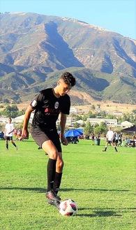 Chris Ortega's Men's Soccer Recruiting Profile