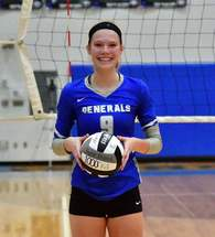 Taylor Russell's Women's Volleyball Recruiting Profile