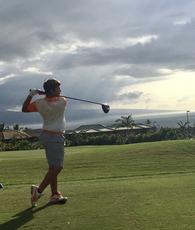 Hudson Holland's Men's Golf Recruiting Profile