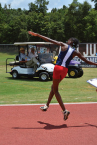 Jordan Norwood's Women's Track Recruiting Profile
