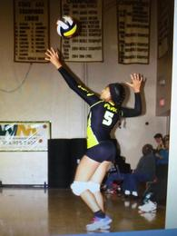 isaura santos's women's volleyball recruiting profile