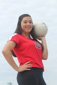 Faith Catour's Women's Volleyball Recruiting Profile