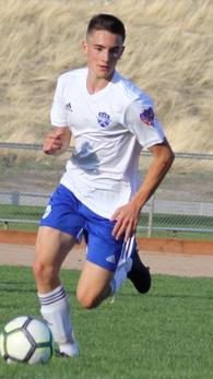 Will Piers's Men's Soccer Recruiting Profile