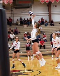 Kamryn Larson's Women's Volleyball Recruiting Profile