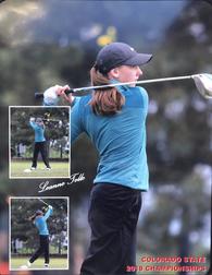 Leanne Telle's Women's Golf Recruiting Profile