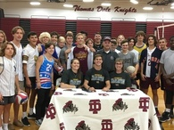 Jacob Craig's Men's Volleyball Recruiting Profile