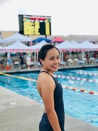 Jan Stephanie Deleon's Women's Swimming Recruiting Profile