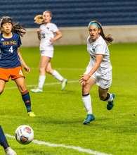 Julie Medina's Women's Soccer Recruiting Profile