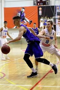 Georg Allemann's Men's Basketball Recruiting Profile