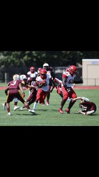 Tyrique Tucker's Football Recruiting Profile