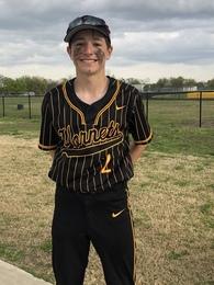 Cooper Weatherly's Baseball Recruiting Profile