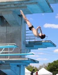 Spencer Pearson's Men's Diving Recruiting Profile