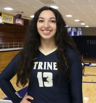 Maya Toma's Women's Volleyball Recruiting Profile