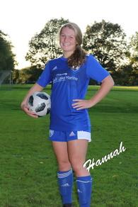 Hannah Thompson's Women's Soccer Recruiting Profile