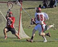 Charles (Chaz) Hacking IV's Men's Lacrosse Recruiting Profile