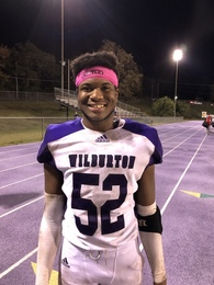 Donnivin Spencer's Football Recruiting Profile