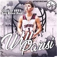 William Parisi's Men's Basketball Recruiting Profile