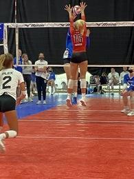 Lilyan Dykstra's Women's Volleyball Recruiting Profile