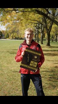 Niklas Anderson's Men's Track Recruiting Profile