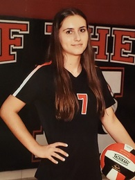 Jelena Cicic's Women's Volleyball Recruiting Profile