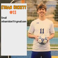 Ethan Rickett's Men's Soccer Recruiting Profile