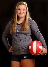 Brea Simkins's Women's Volleyball Recruiting Profile