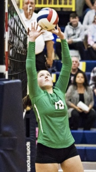 Adeleen Dunker's Women's Volleyball Recruiting Profile