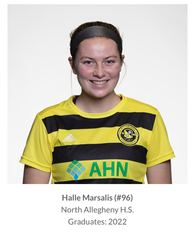 Halle Marsalis's Women's Soccer Recruiting Profile