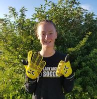 Audette Rodolph's Women's Soccer Recruiting Profile