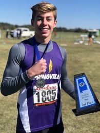 Peyton Young's Men's Track Recruiting Profile