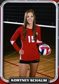 Kortney Schaum S Women S Volleyball Recruiting Profile