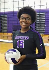 Naomi Johnson's Women's Volleyball Recruiting Profile