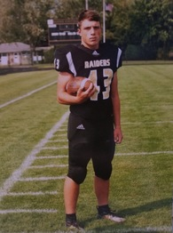 Gavin Boodt's Football Recruiting Profile