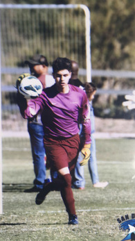Salvador Ortiz's Men's Soccer Recruiting Profile