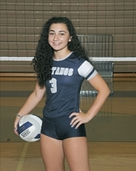 Julia Mamo's Women's Volleyball Recruiting Profile