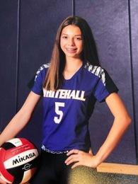 Madison Gomez's Women's Volleyball Recruiting Profile