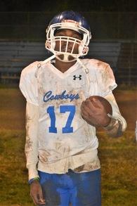 Corderious Carter's Football Recruiting Profile