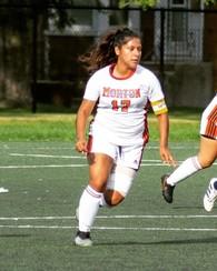 Nataley Salgado's Women's Soccer Recruiting Profile
