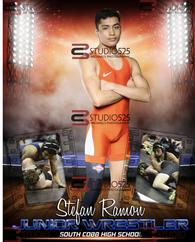 Stefan Ramon's Wrestling Recruiting Profile
