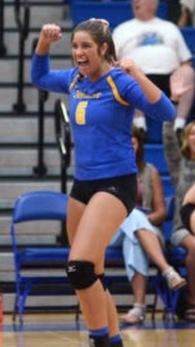Mya Tracy's Women's Volleyball Recruiting Profile