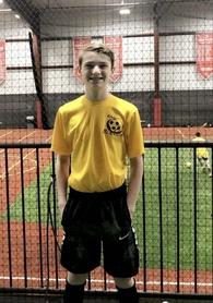 Logan Hupp's Men's Soccer Recruiting Profile