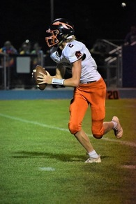 Creed Welch's Football Recruiting Profile