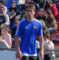Zackery Fathi's Men's Soccer Recruiting Profile
