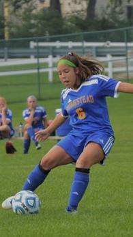 Alexia Cantasano's Women's Soccer Recruiting Profile