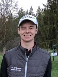 Benjamin Drahman's Men's Golf Recruiting Profile